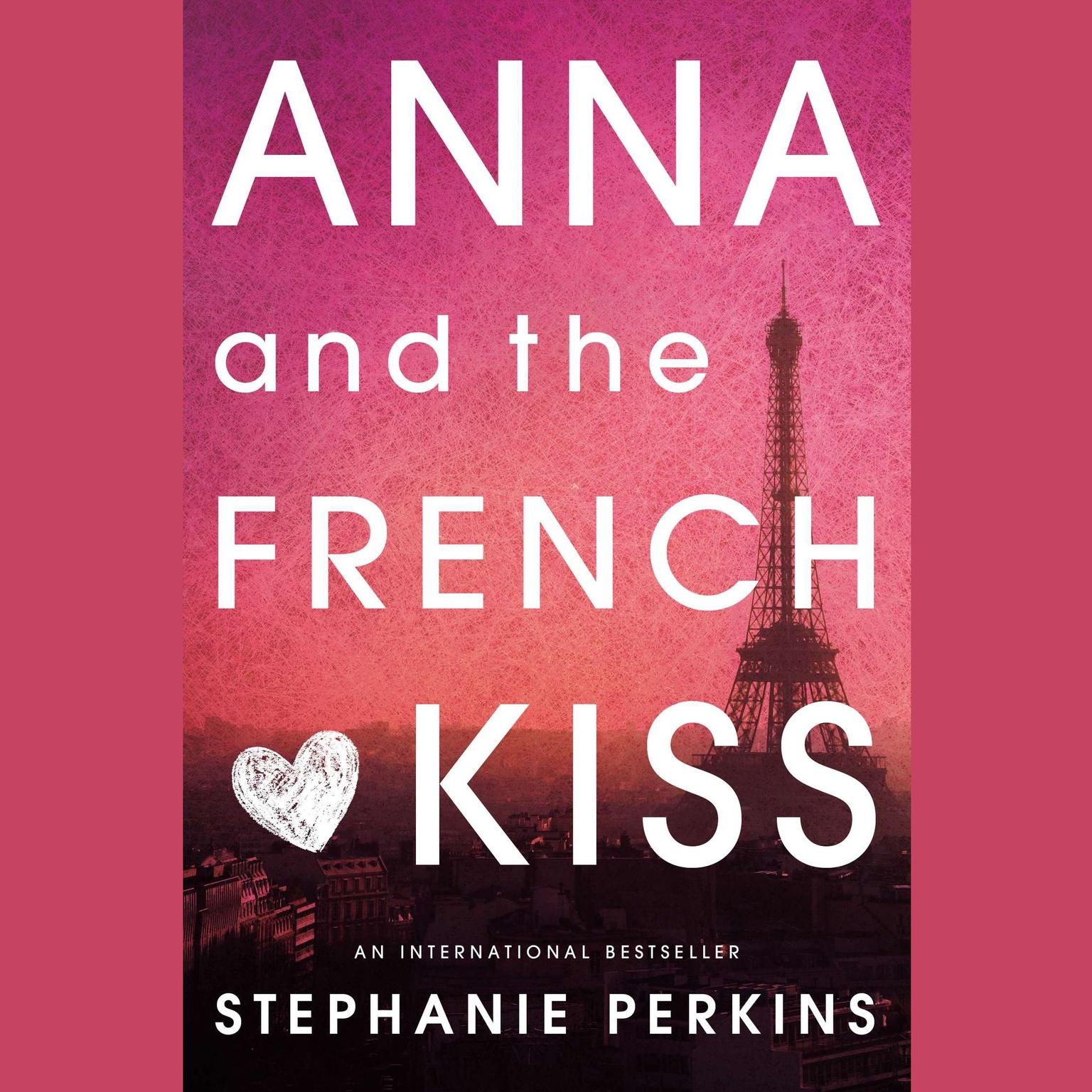 Printable Anna and the French Kiss Audiobook Cover Art