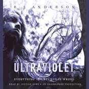 Ultraviolet Audiobook, by R. J. Anderson