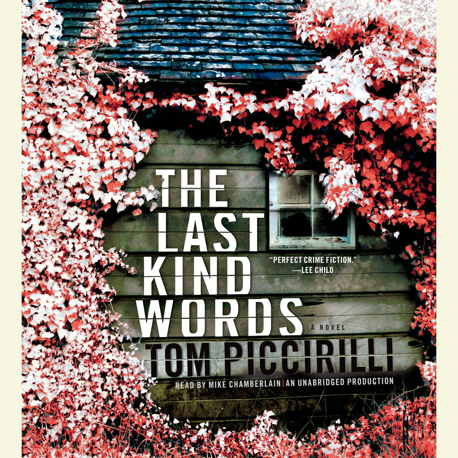 Printable The Last Kind Words: A Novel Audiobook Cover Art