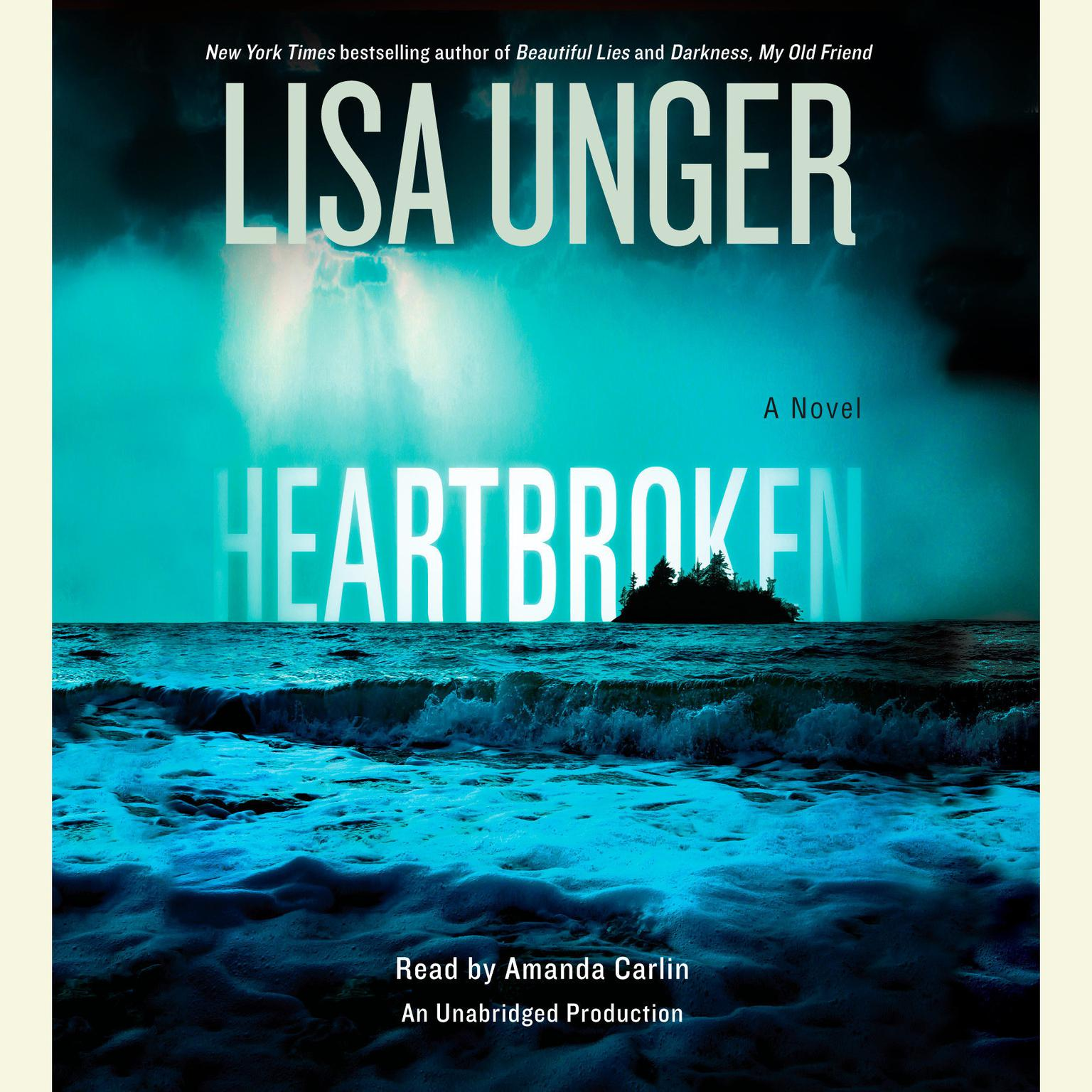 Printable Heartbroken: A Novel Audiobook Cover Art