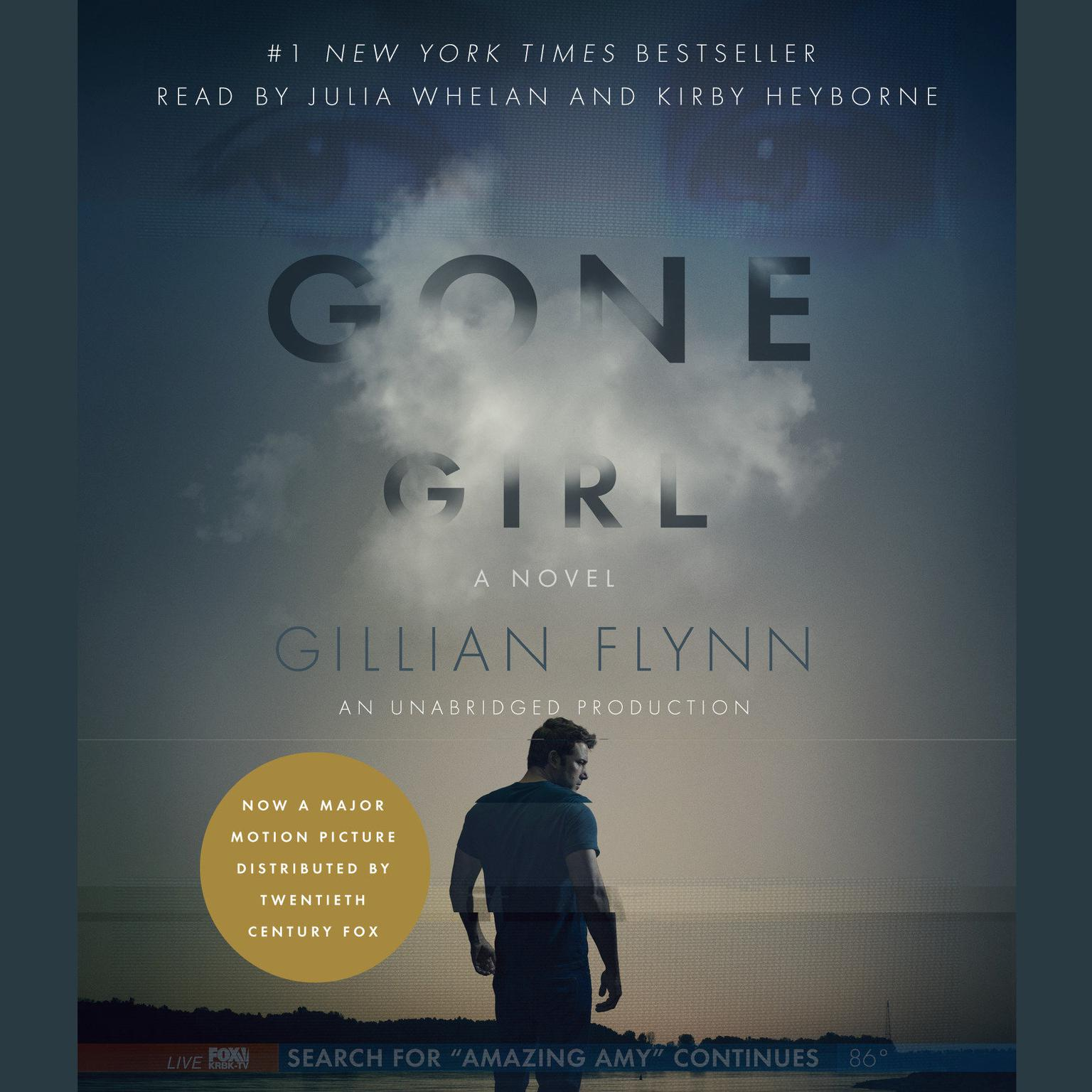 Printable Gone Girl: A Novel Audiobook Cover Art