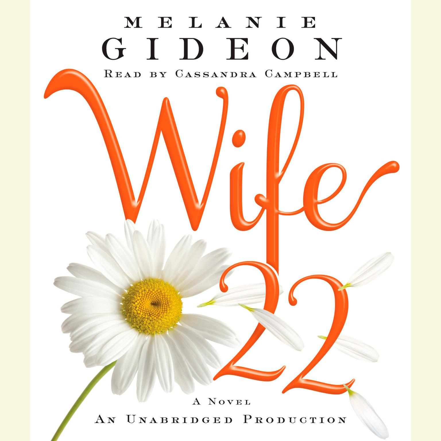 Printable Wife 22: A Novel Audiobook Cover Art