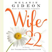 Wife 22: A Novel Audiobook, by Melanie Gideon