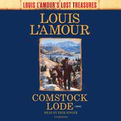 Comstock Lode Audiobook, by Louis L'Amour