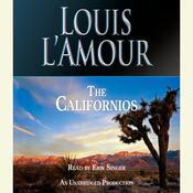 The Californios Audiobook, by Louis L'Amour