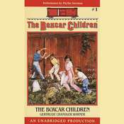 The Boxcar Children: The Boxcar Children Mysteries #1 Audiobook, by Gertrude Chandler Warner