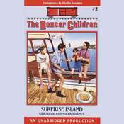 Surprise Island: The Boxcar Children Mysteries #2 Audiobook, by Gertrude Chandler Warner