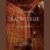 Sacrilege: A Novel, by S. J. Parris