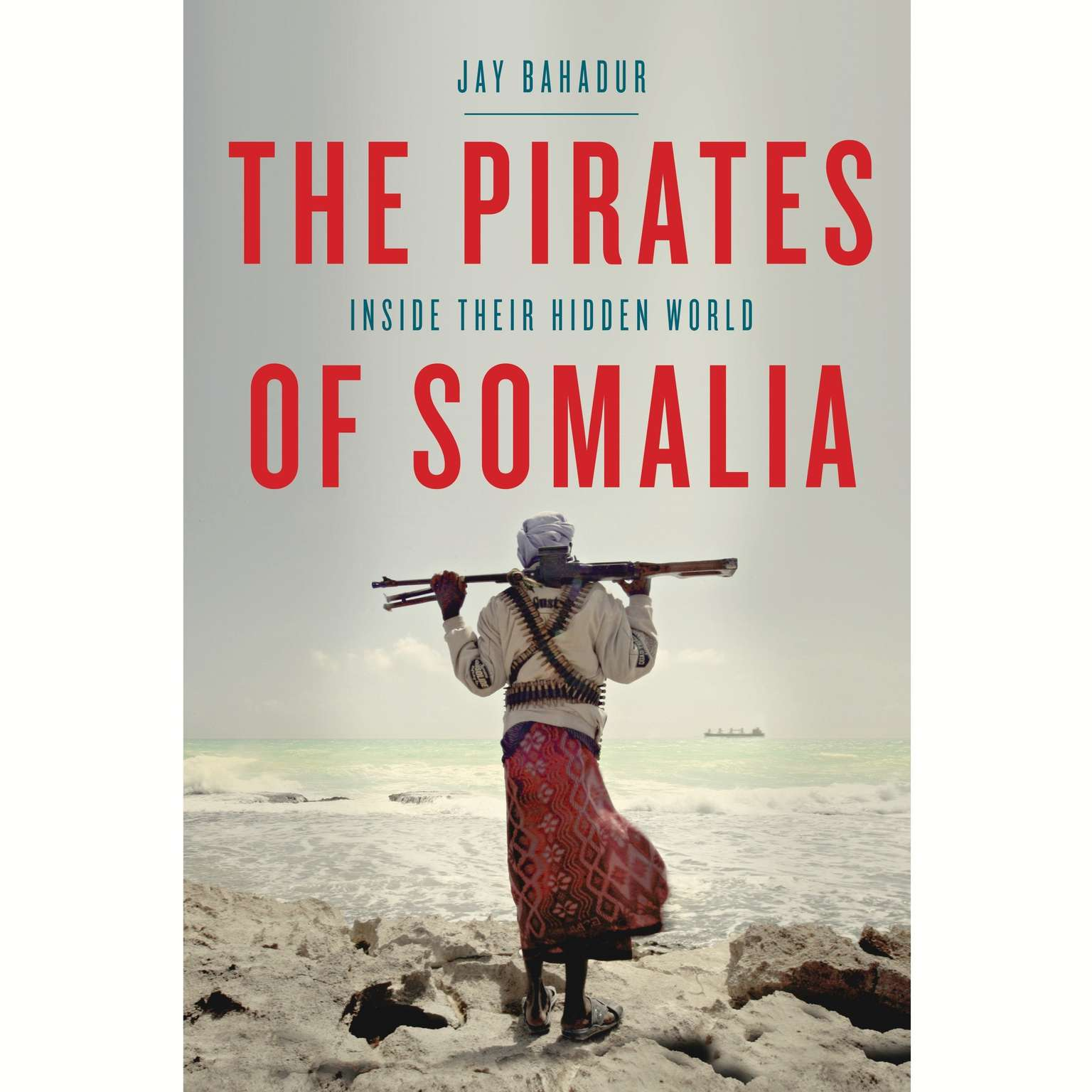 Printable The Pirates of Somalia: Inside Their Hidden World Audiobook Cover Art
