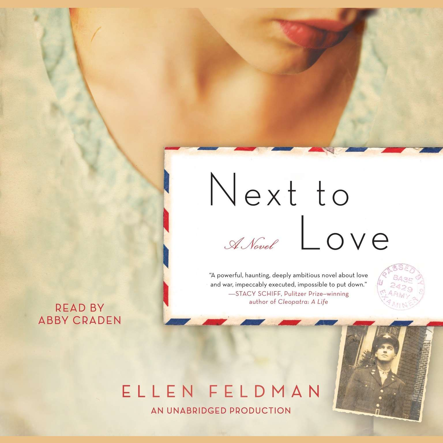 Printable Next to Love: A Novel Audiobook Cover Art