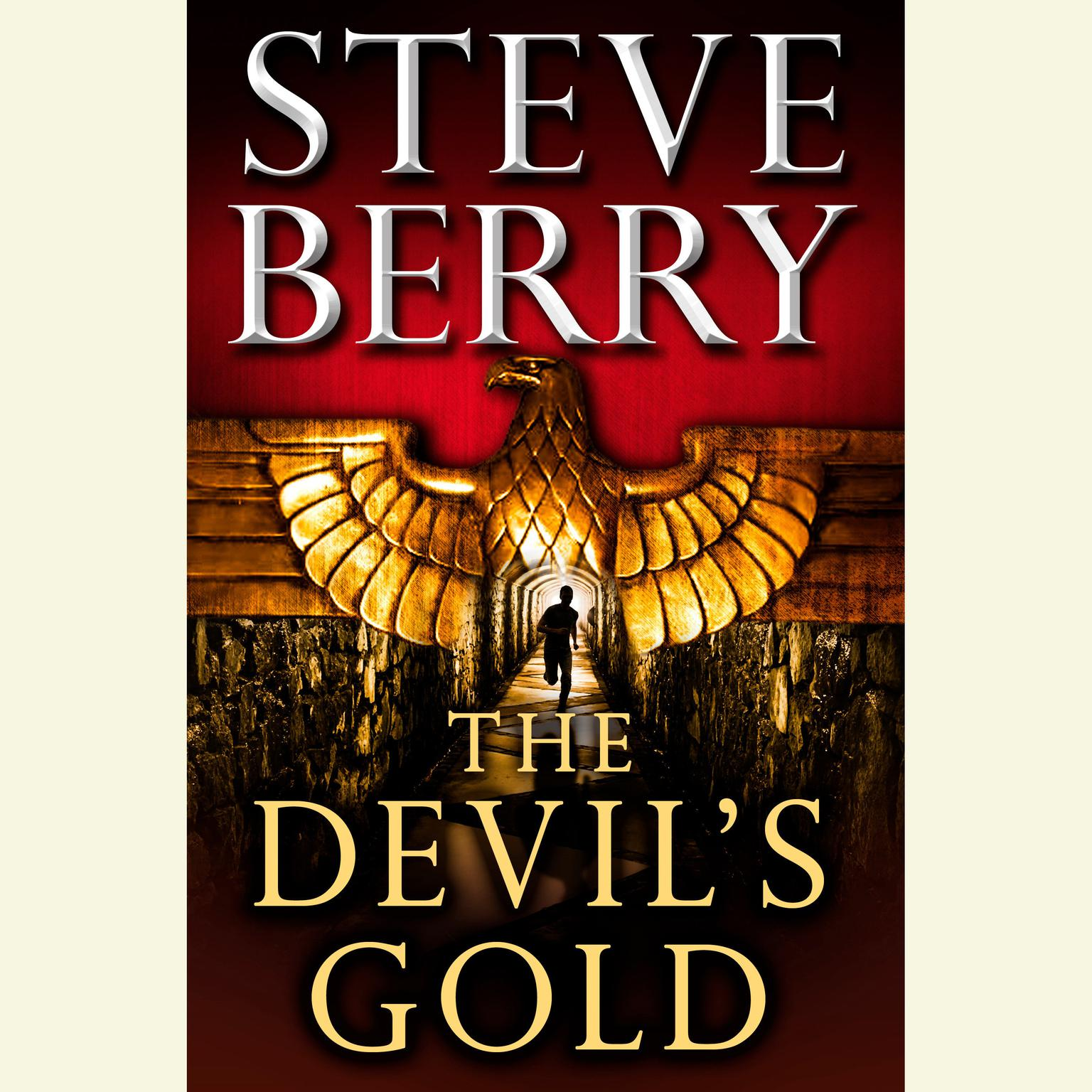 Printable The Devil's Gold (Short Story) Audiobook Cover Art