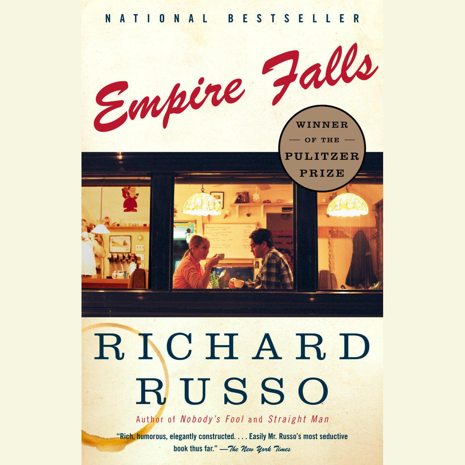 Printable Empire Falls Audiobook Cover Art