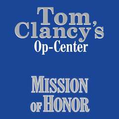 Tom Clancys Op-Center #9: Mission of Honor Audiobook, by Jeff Rovin