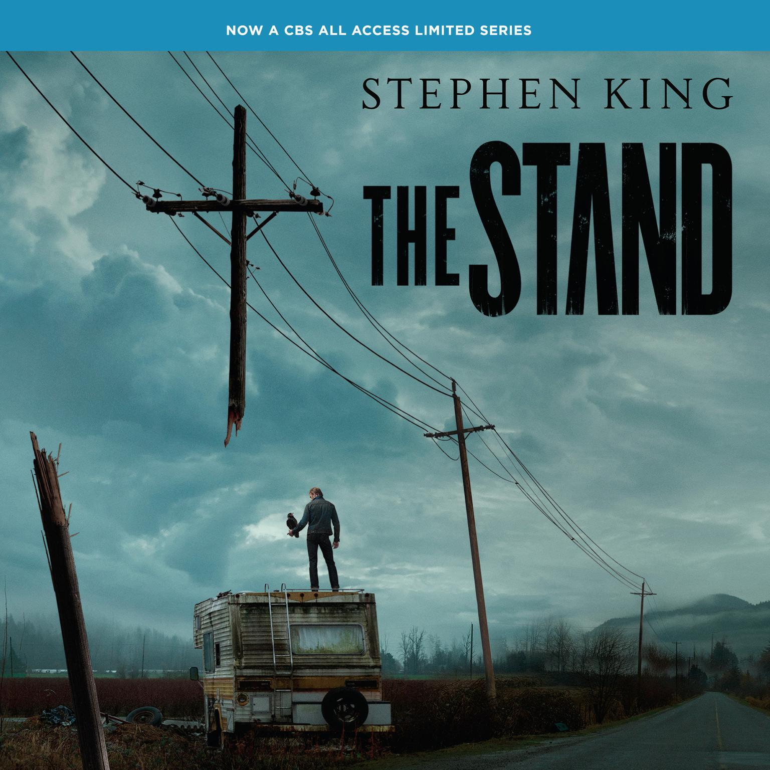 Printable The Stand Audiobook Cover Art
