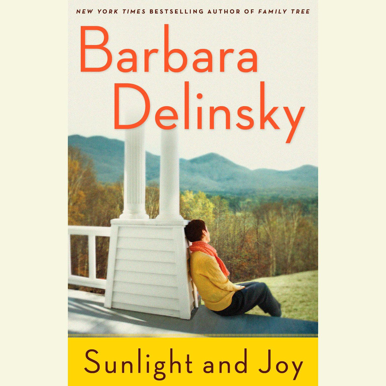 Printable Sunlight and Joy Audiobook Cover Art