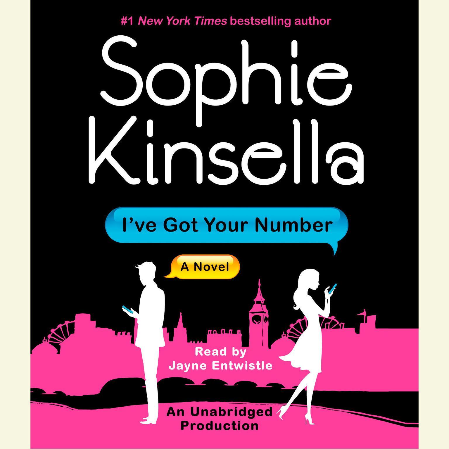 Printable I've Got Your Number: A Novel Audiobook Cover Art