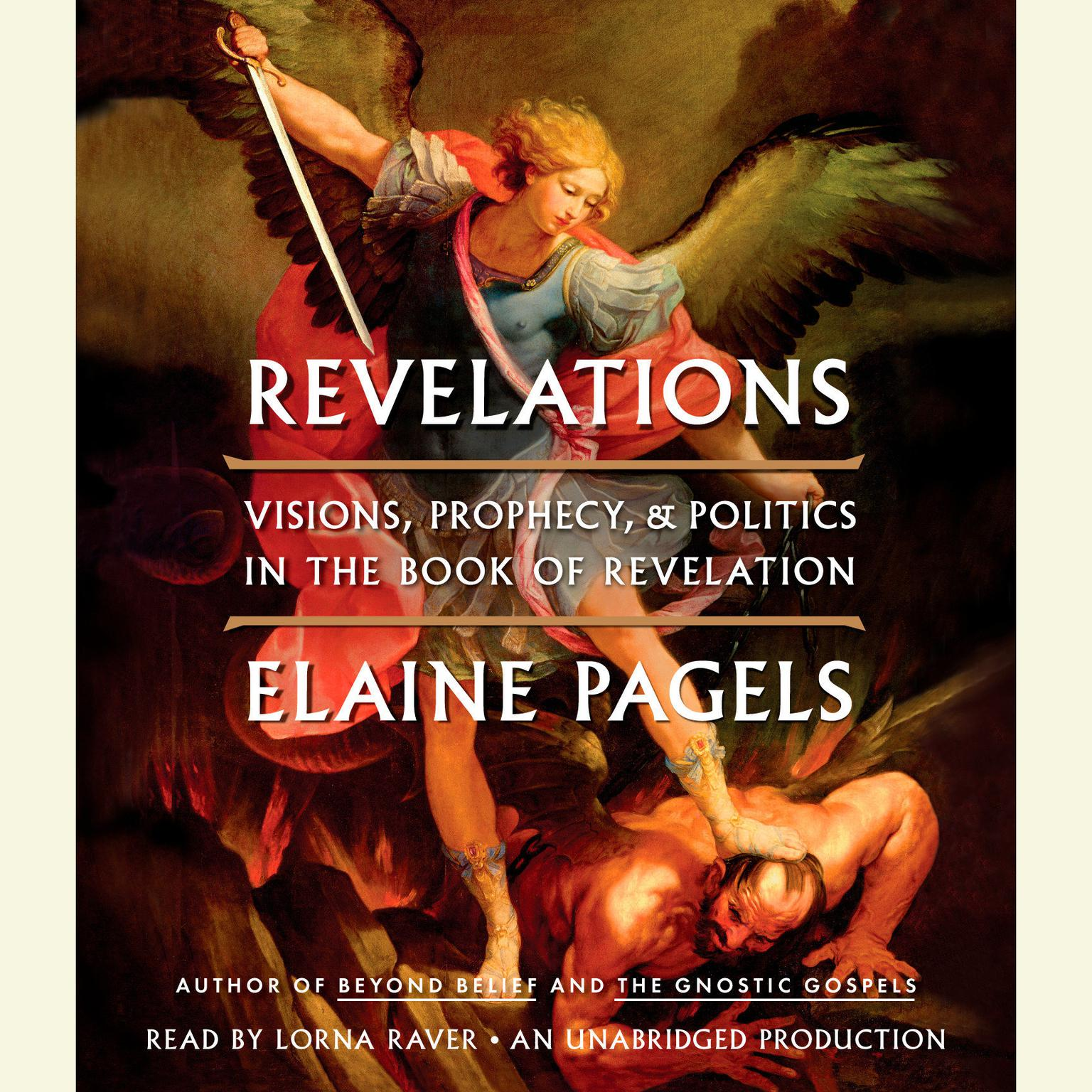 Printable Revelations: Visions, Prophecy, and Politics in the Book of Revelation Audiobook Cover Art