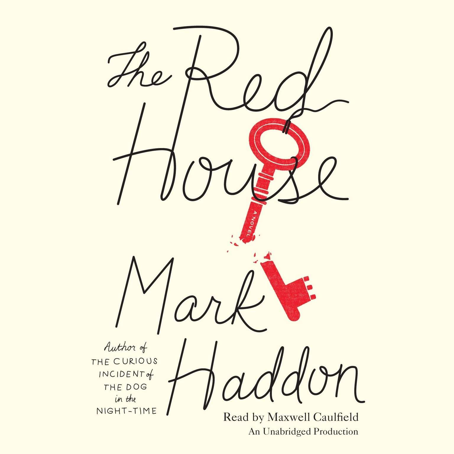 Printable The Red House: A Novel Audiobook Cover Art