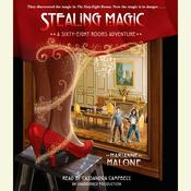Stealing Magic Audiobook, by Marianne Malone