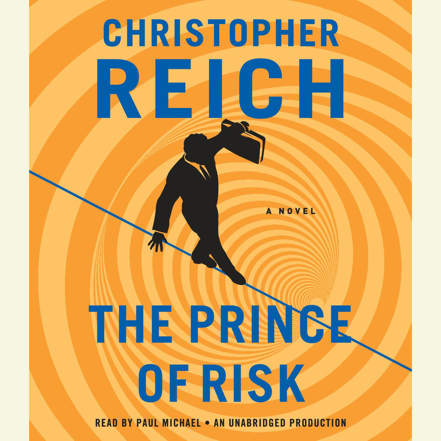 Printable The Prince of Risk: A Novel Audiobook Cover Art