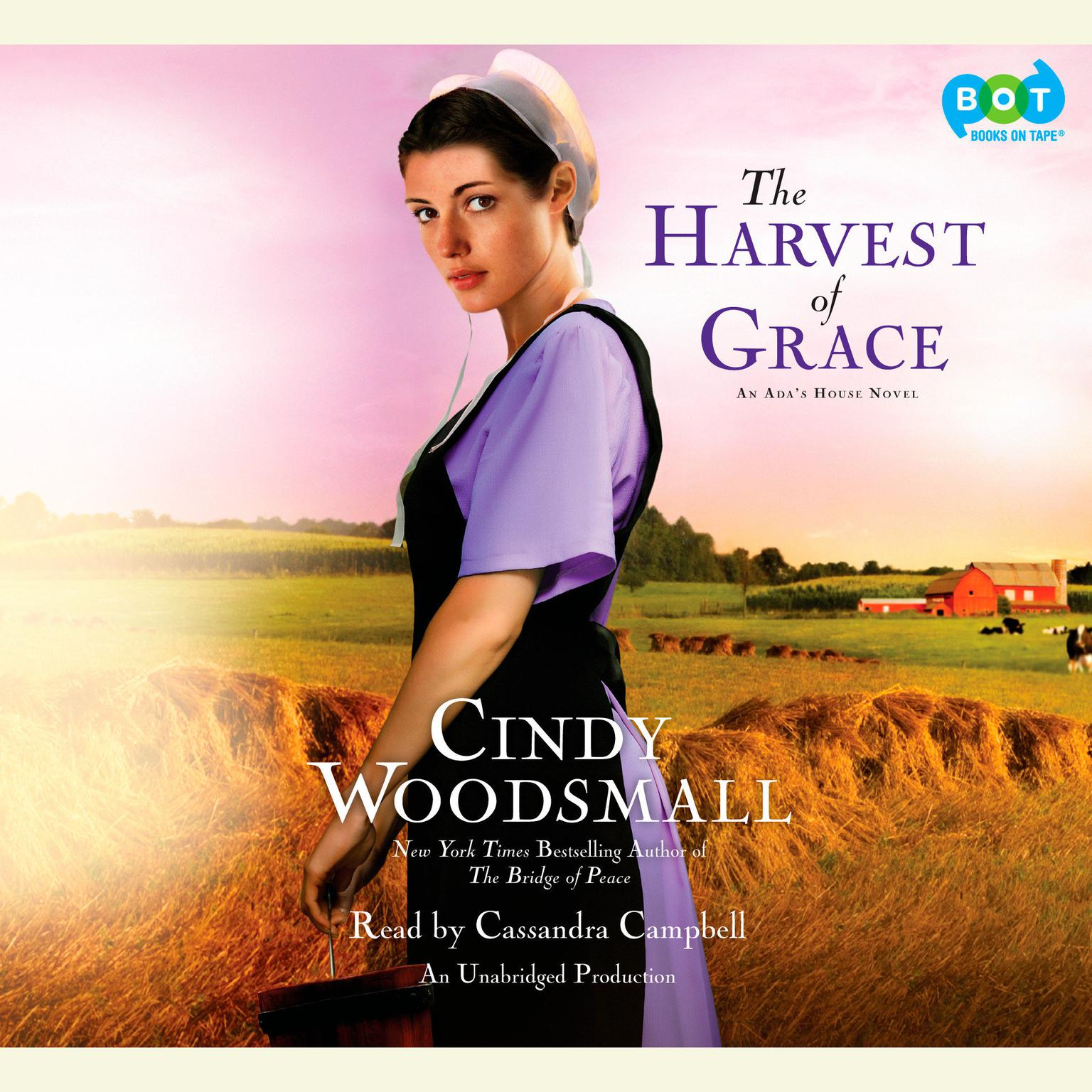 Printable The Harvest of Grace Audiobook Cover Art