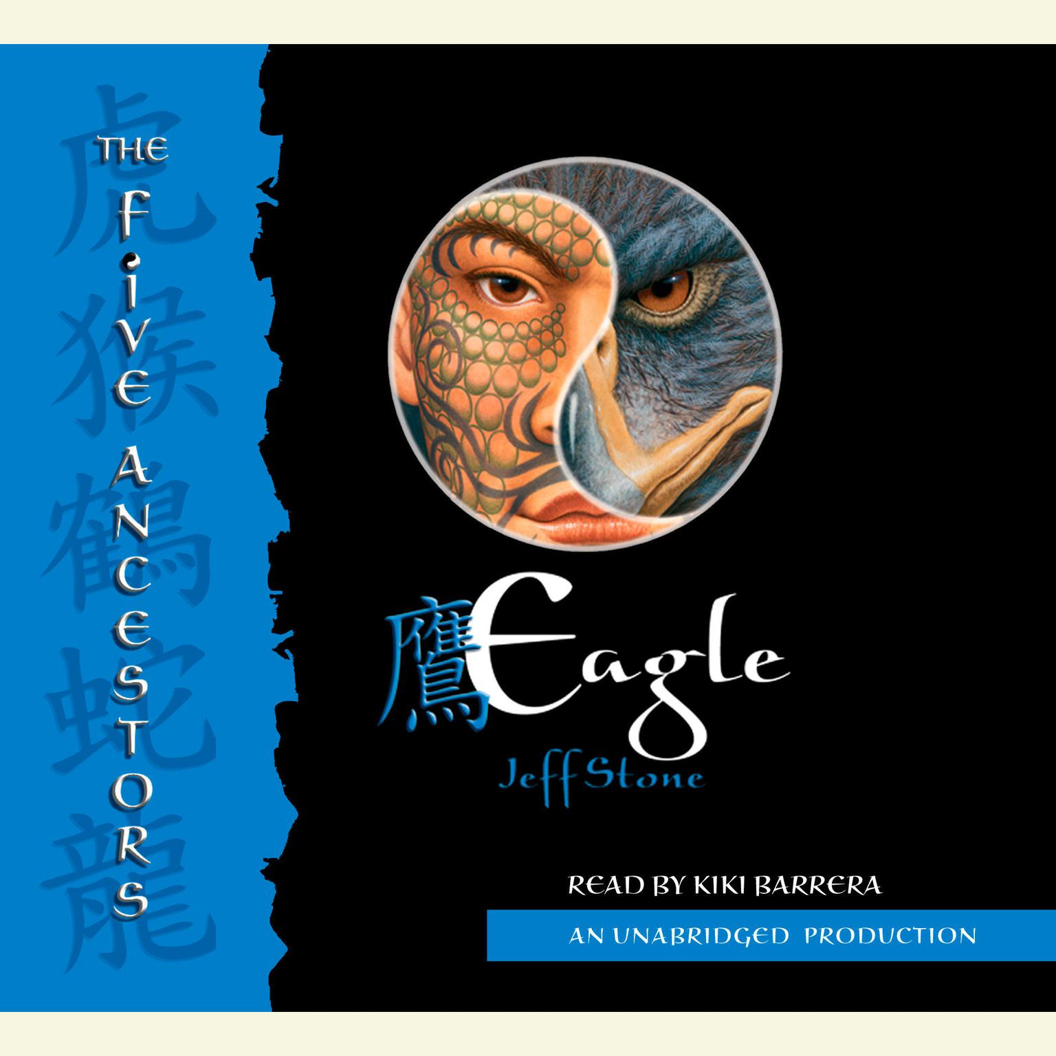 Printable The Five Ancestors Book 5: Eagle Audiobook Cover Art