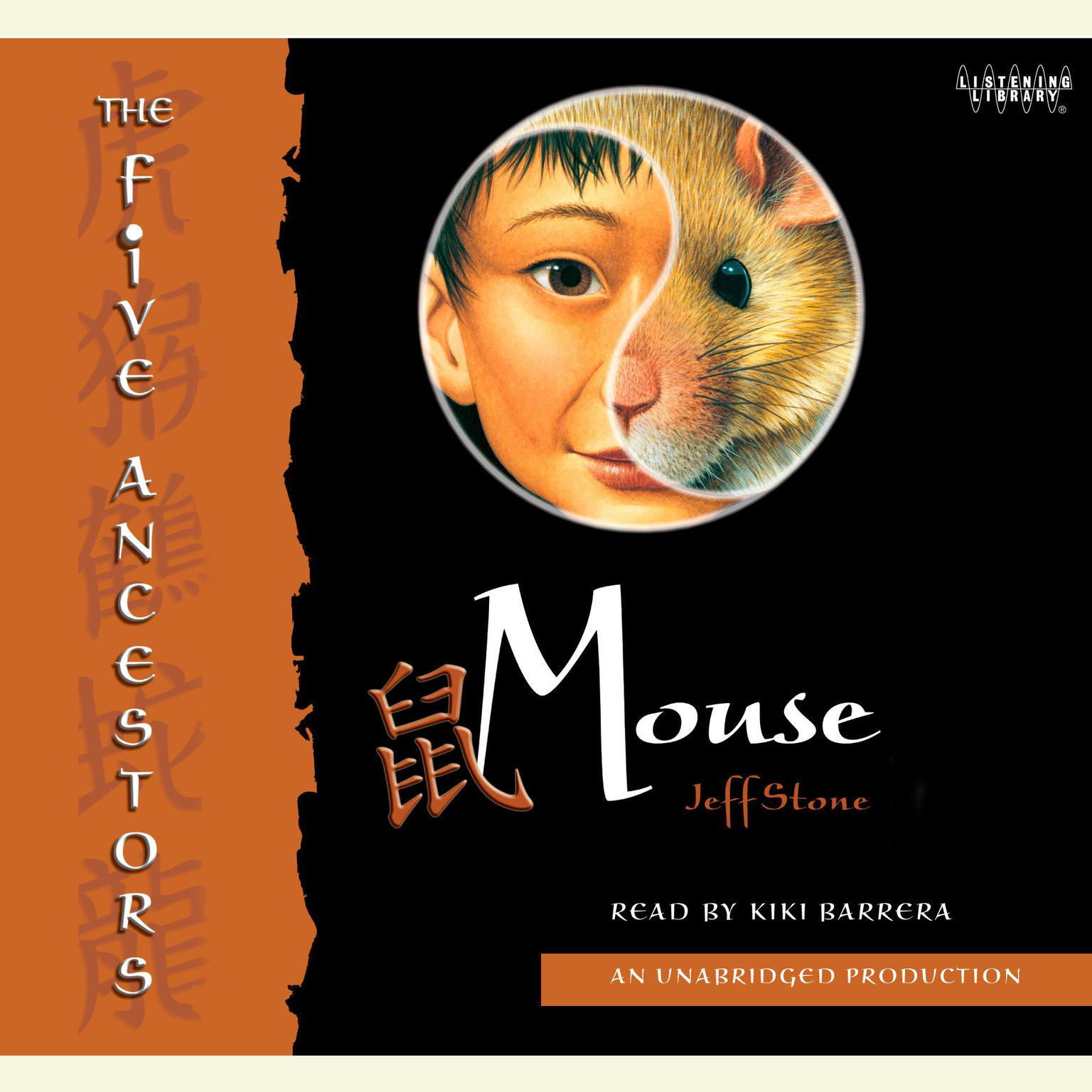 Printable The Five Ancestors Book 6: Mouse Audiobook Cover Art