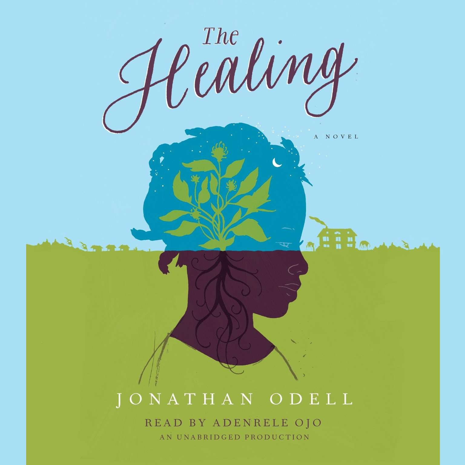 Printable The Healing Audiobook Cover Art
