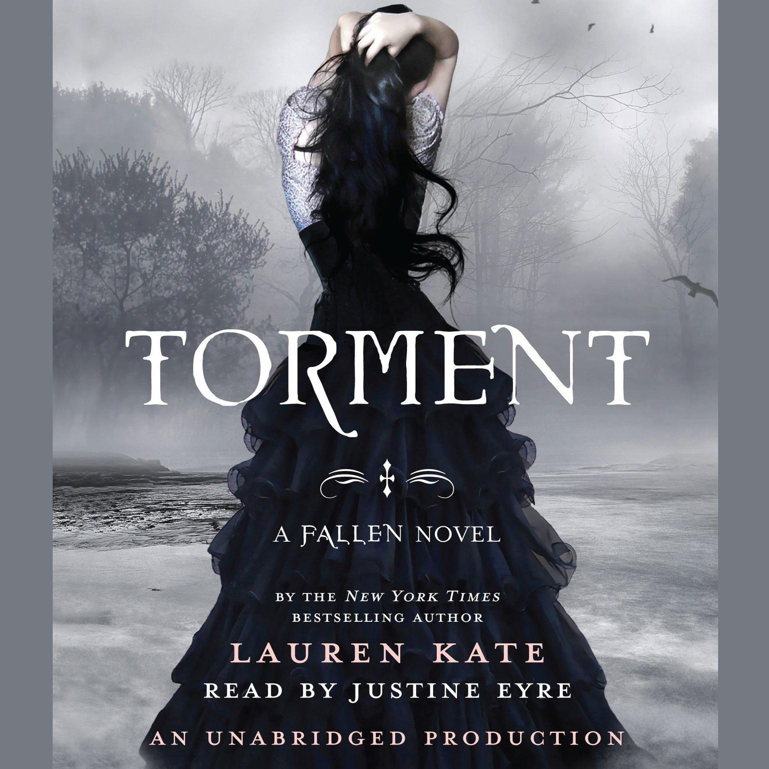 Printable Torment: A Fallen Novel Audiobook Cover Art