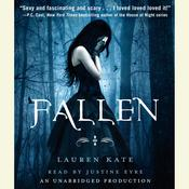 Fallen Audiobook, by Lauren Kate