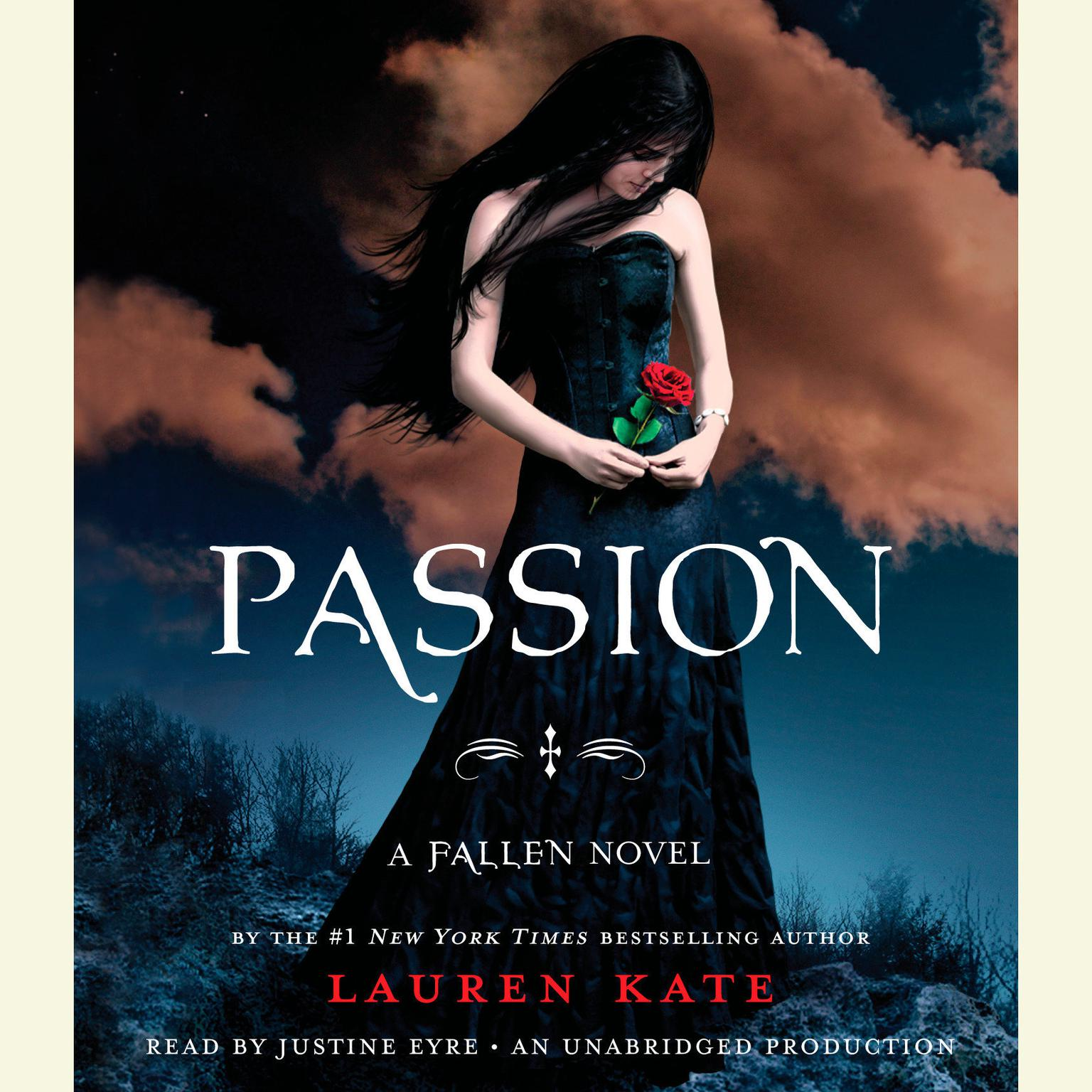 Printable Passion Audiobook Cover Art