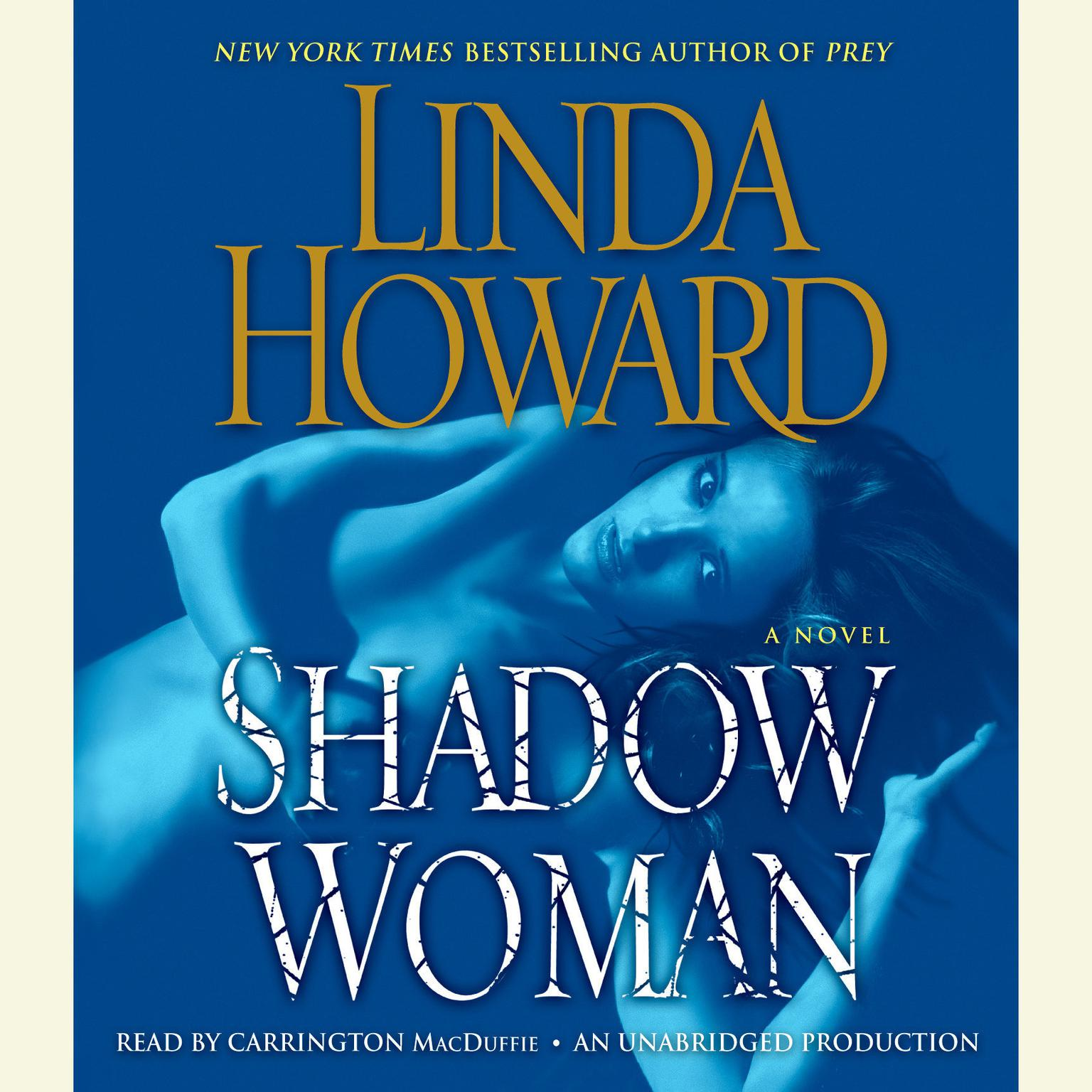 Printable Shadow Woman: A Novel Audiobook Cover Art
