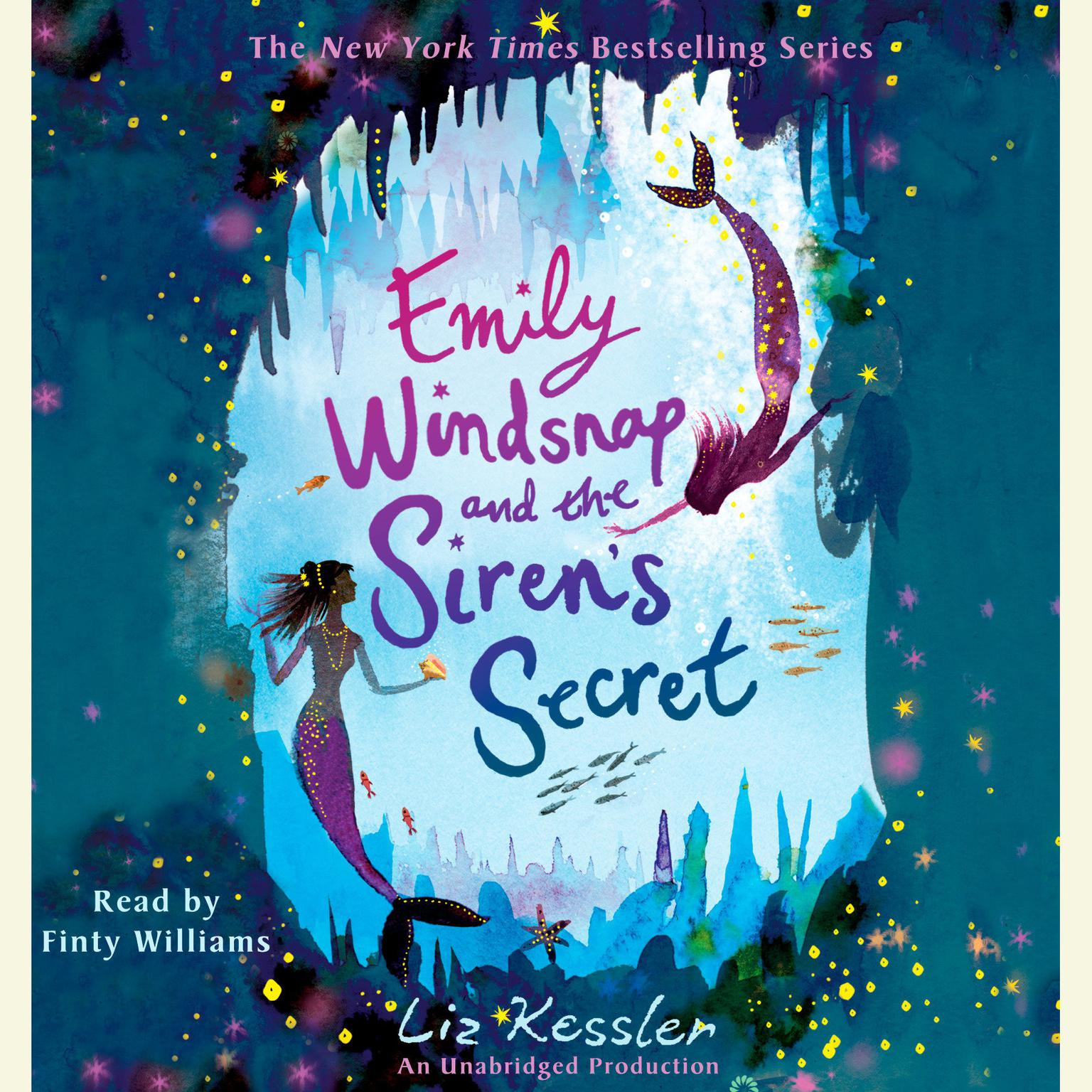 Printable Emily Windsnap and the Siren's Secret Audiobook Cover Art