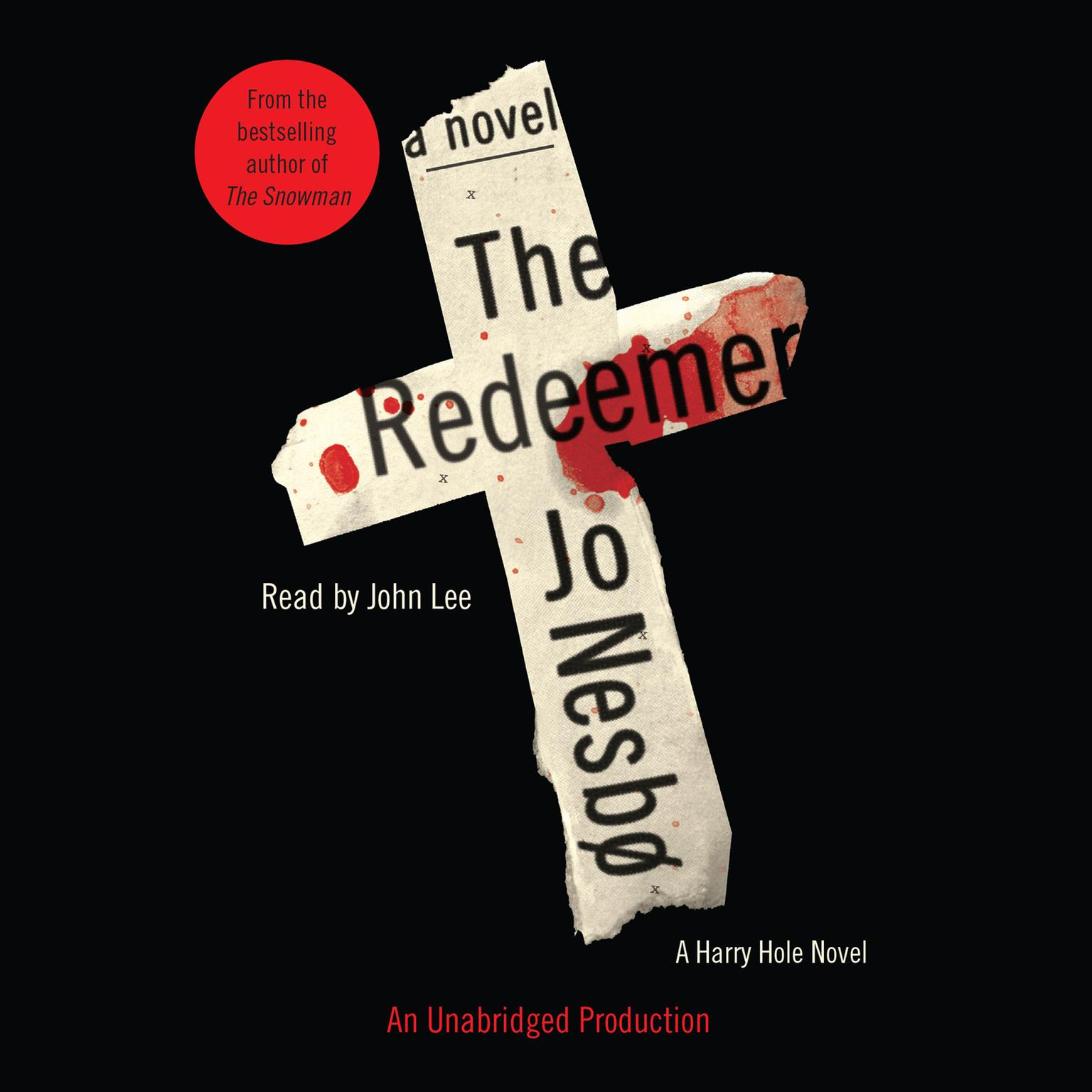 Printable The Redeemer: A Harry Hole Novel (6) Audiobook Cover Art