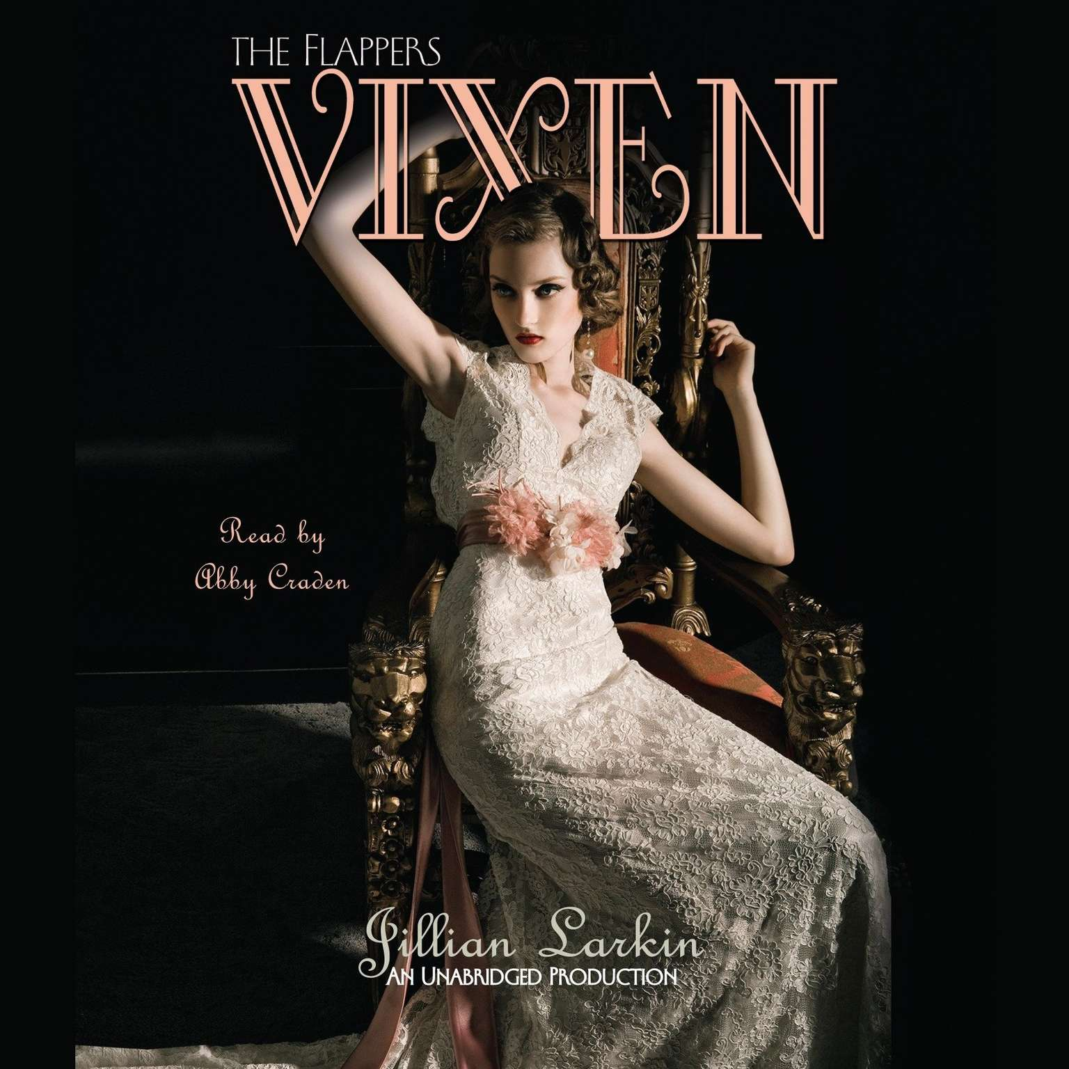Printable Vixen Audiobook Cover Art