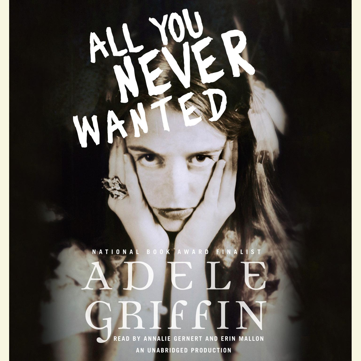 Printable All You Never Wanted Audiobook Cover Art