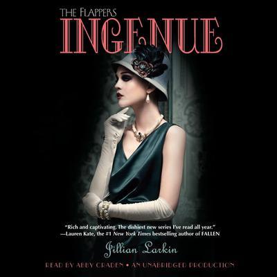 Ingenue Audiobook, by Jillian Larkin