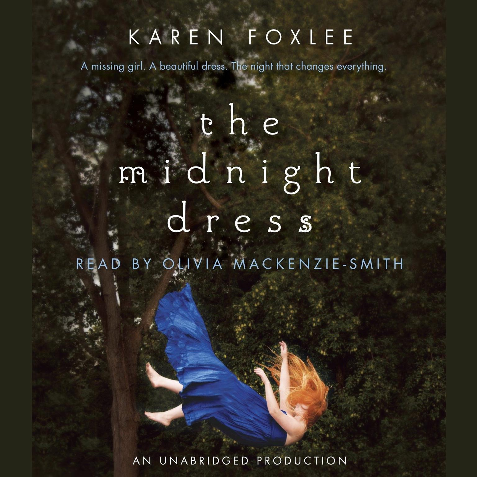Printable The Midnight Dress Audiobook Cover Art