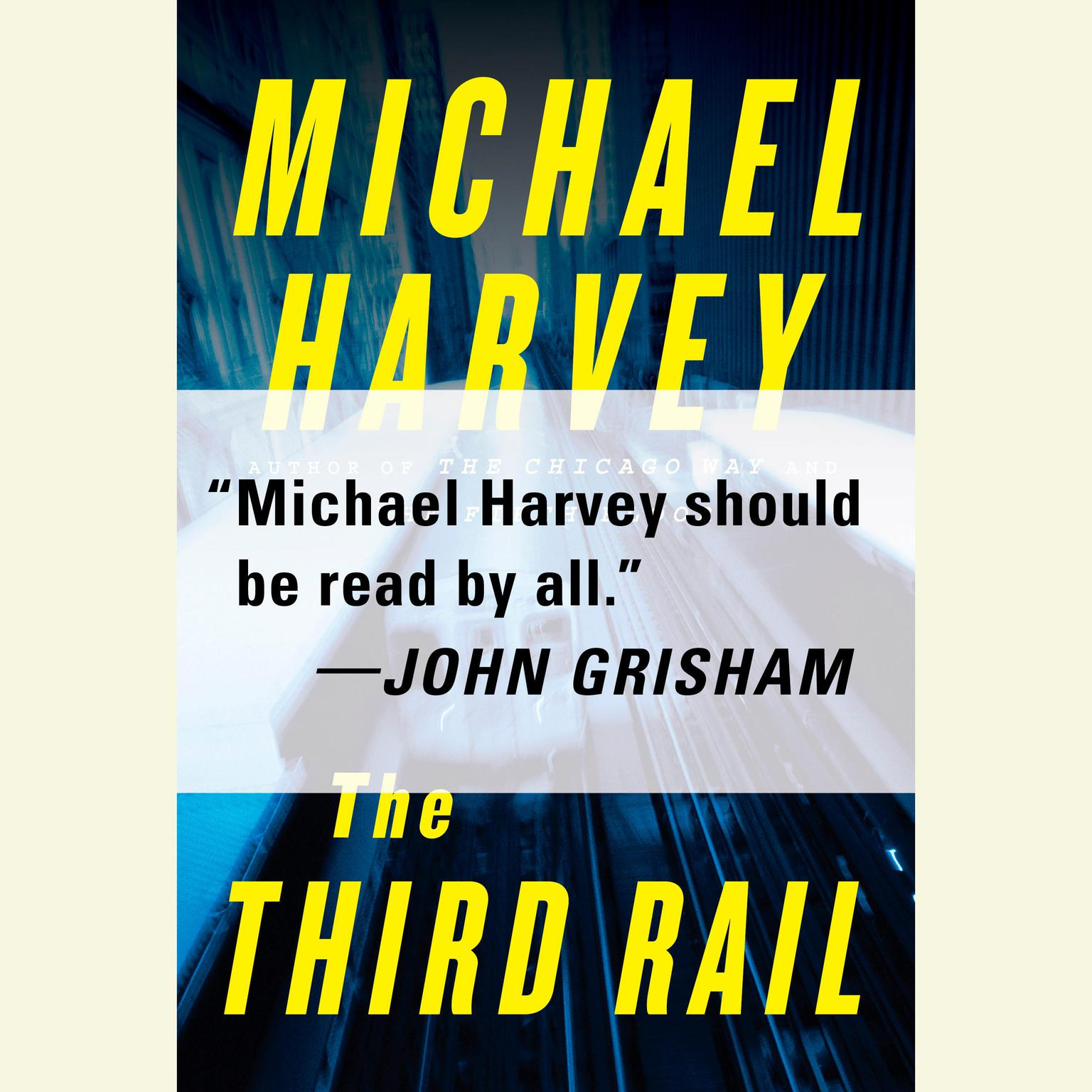 Printable The Third Rail Audiobook Cover Art