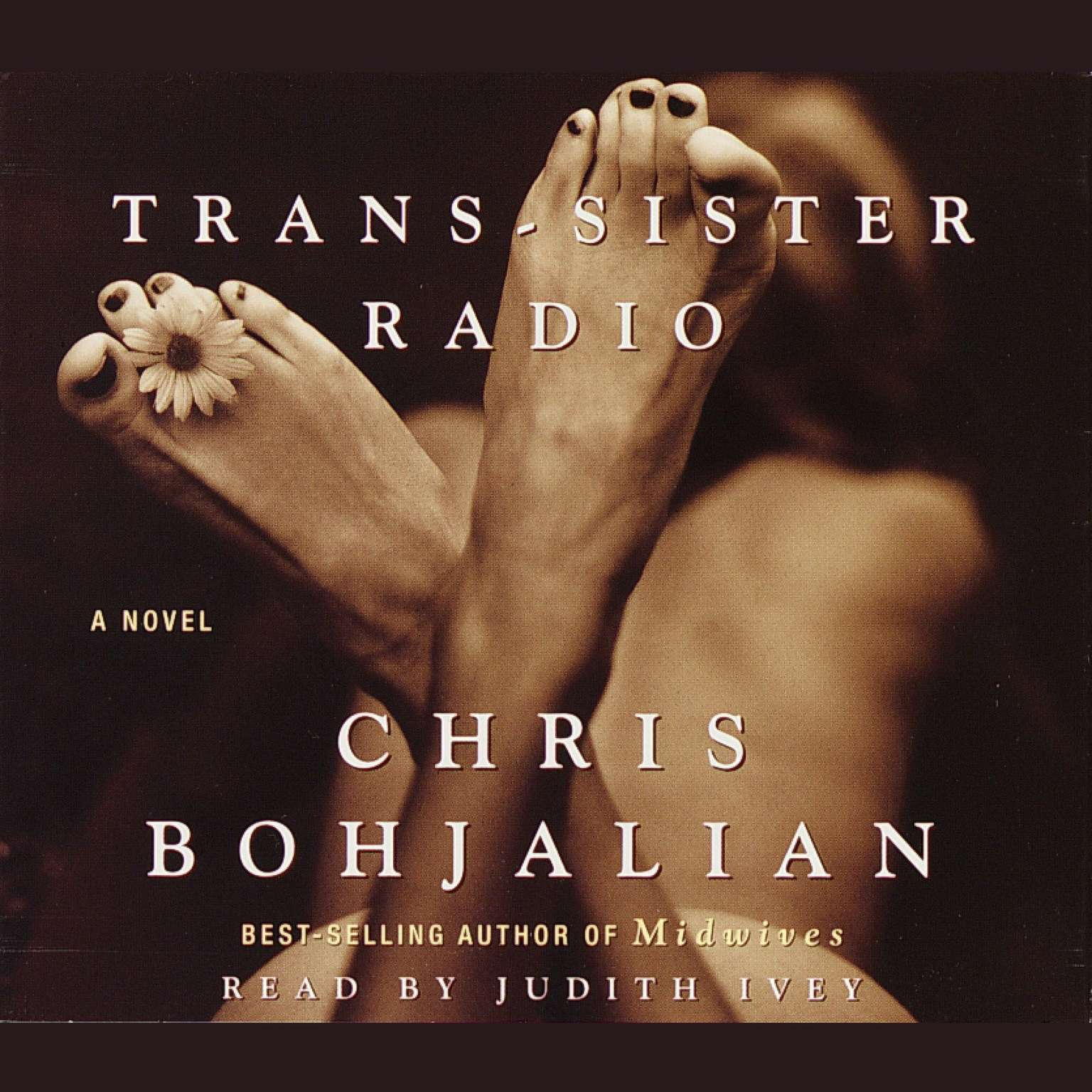 Printable Trans-Sister Radio: A Novel Audiobook Cover Art
