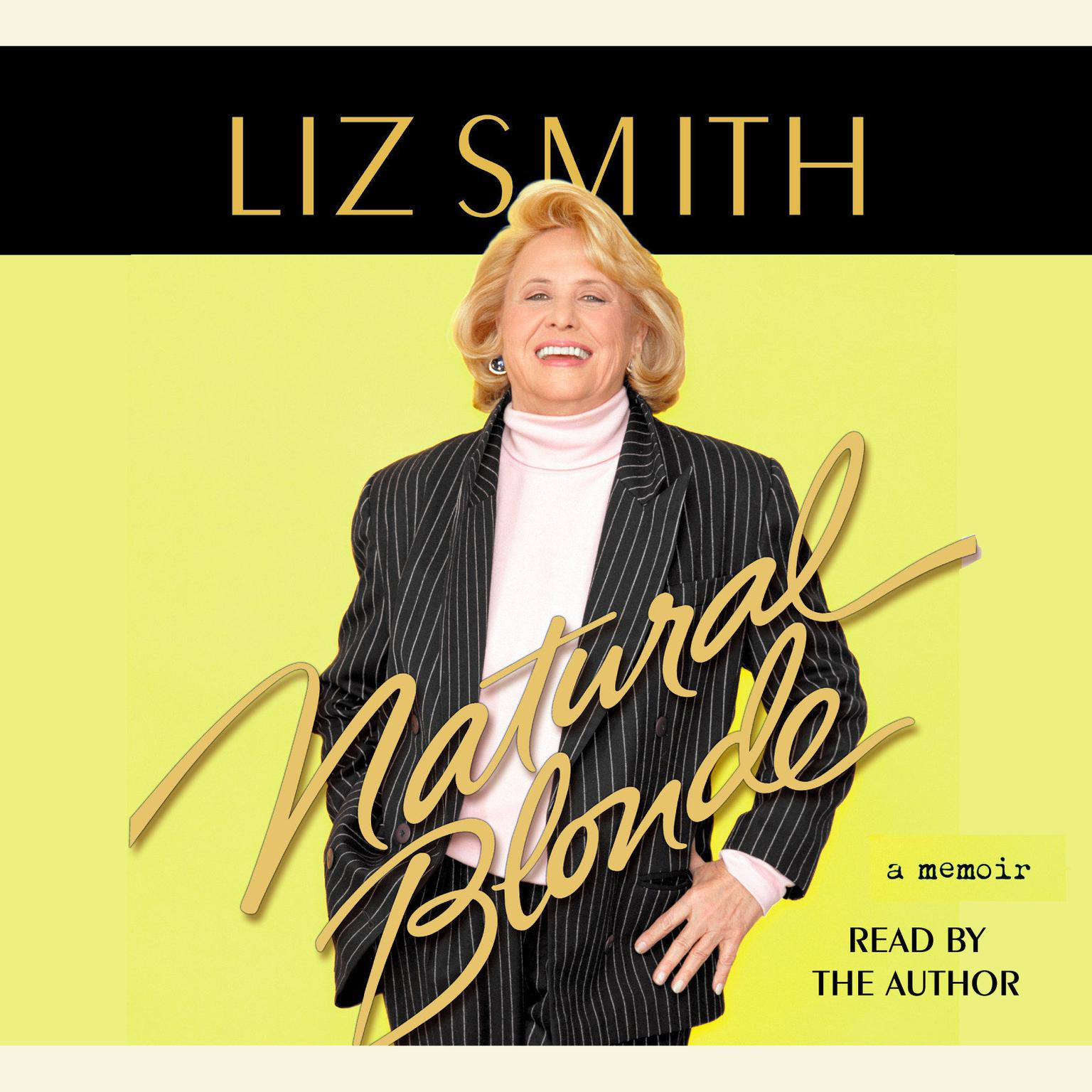 Printable Natural Blonde: A Memoir Audiobook Cover Art