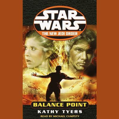 Star Wars: The New Jedi Order: Balance Point Audiobook, by Kathy Tyers