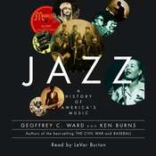 Jazz: A History of Americas Music Audiobook, by Geoffrey C. Ward