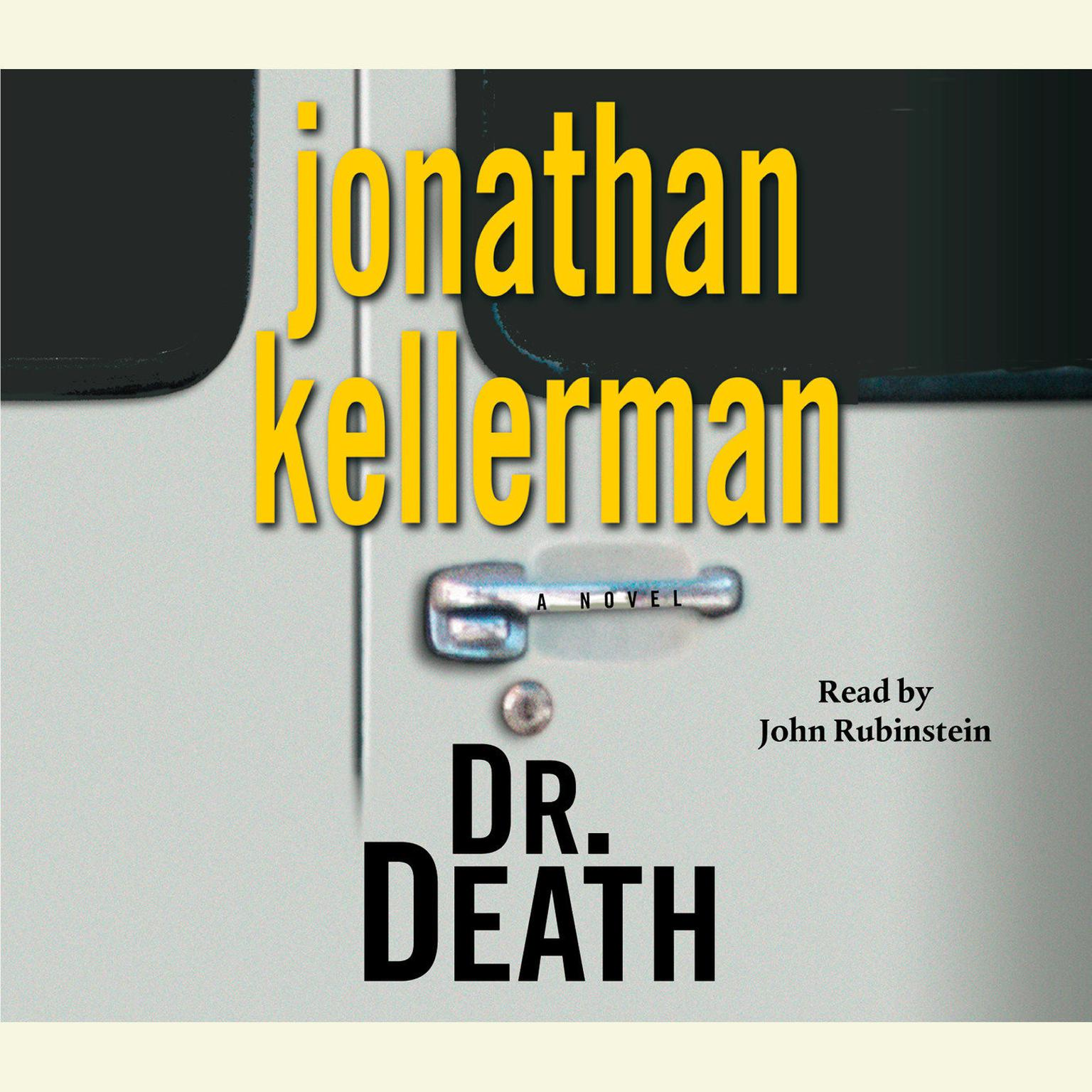 Printable Dr. Death: An Alex Delaware Novel Audiobook Cover Art