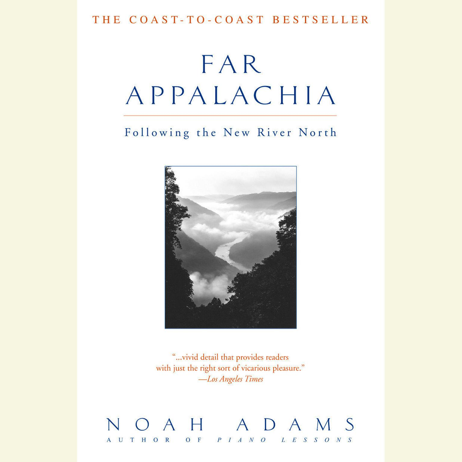 Printable Far Appalachia: Following the New River North Audiobook Cover Art