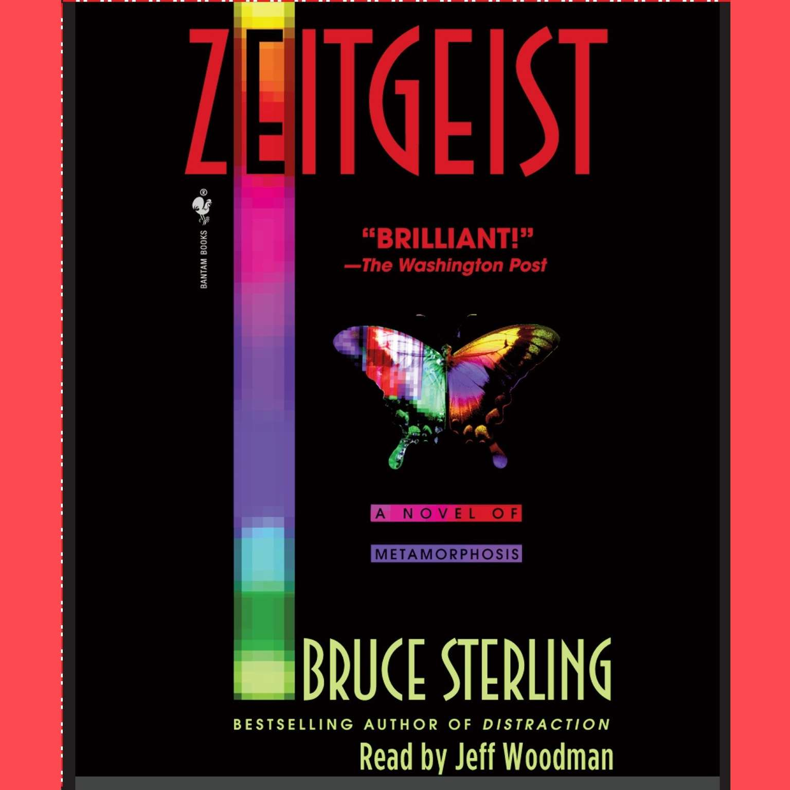 Printable Zeitgeist Audiobook Cover Art