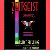Zeitgeist Audiobook, by Bruce Sterling