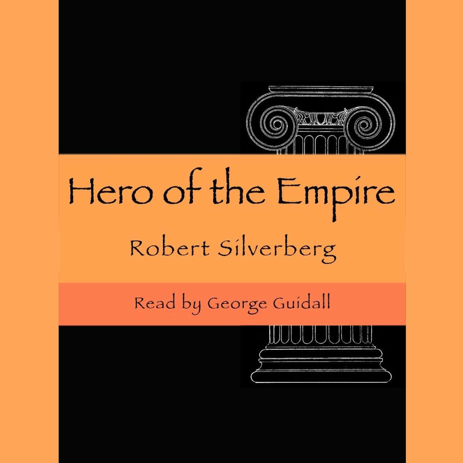 Printable A Hero of the Empire Audiobook Cover Art