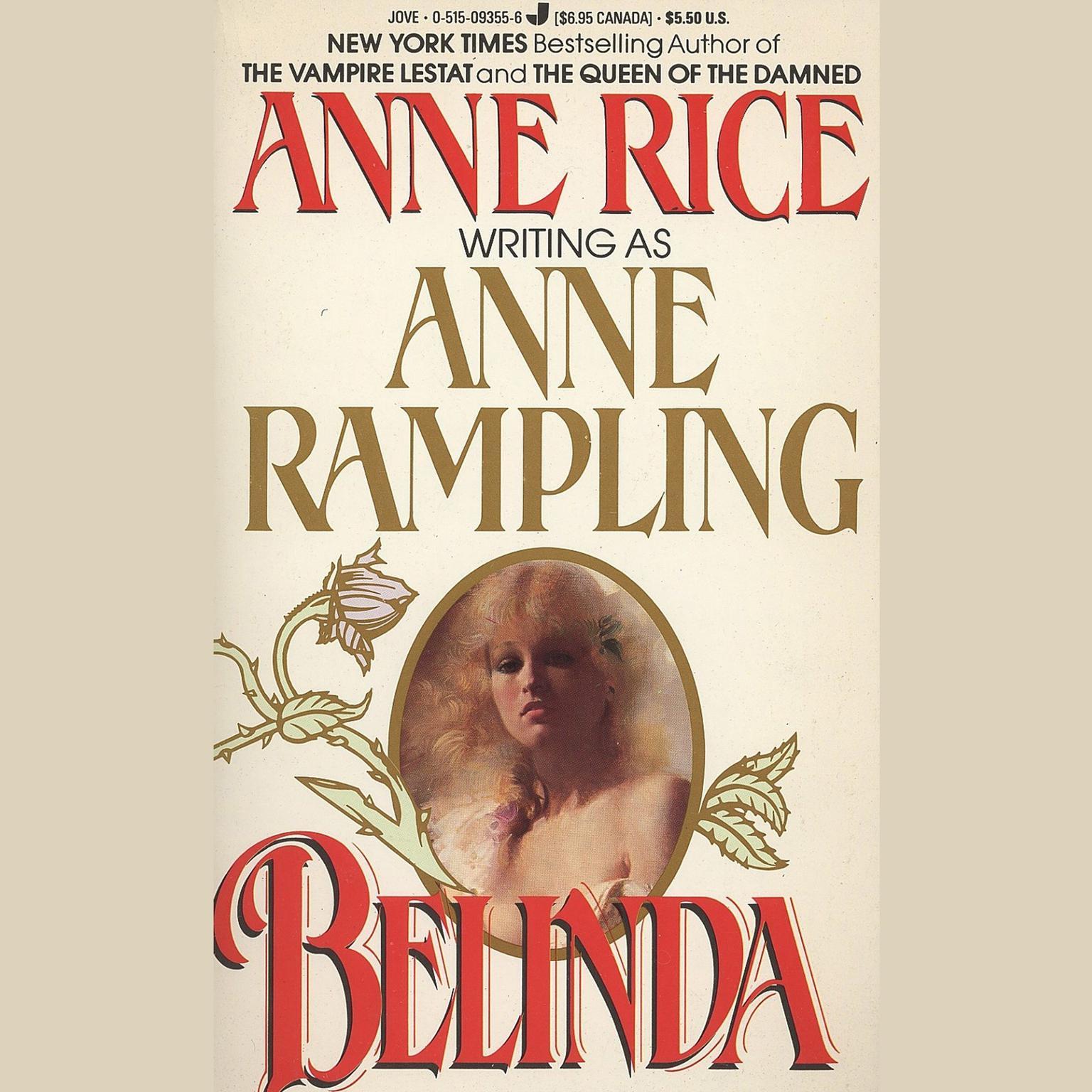 Printable Belinda Audiobook Cover Art