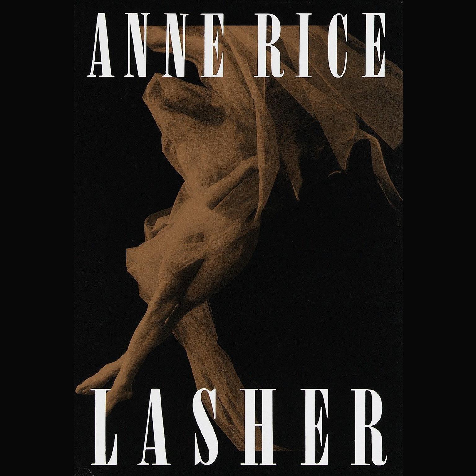 Printable Lasher Audiobook Cover Art